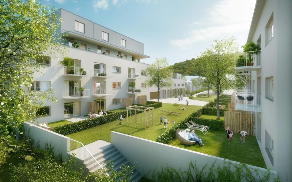 Nový byt Radotín